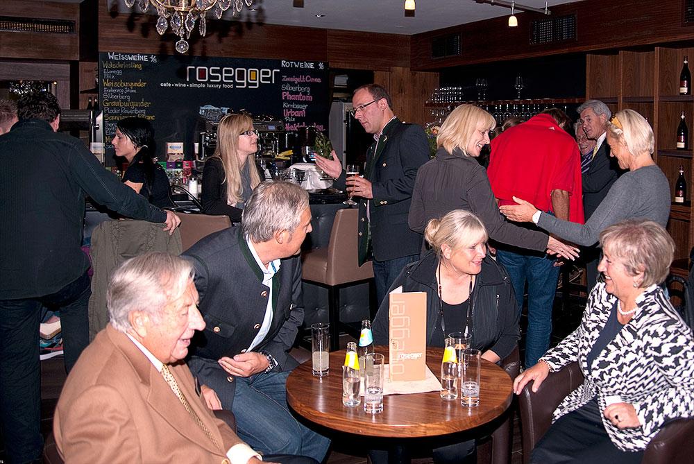 Cafe und Konditorei Rosegger in Leibnitz